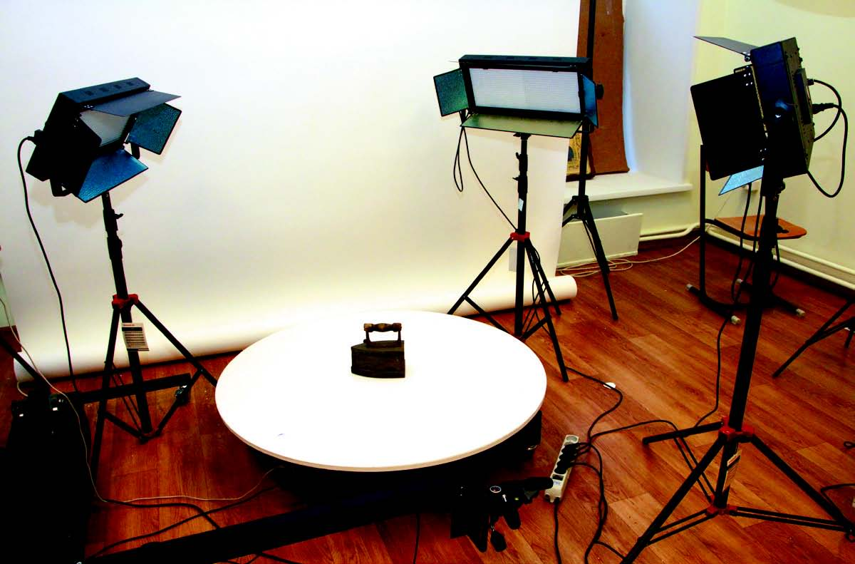 Создается первая виртуальная 3D-экспозиция