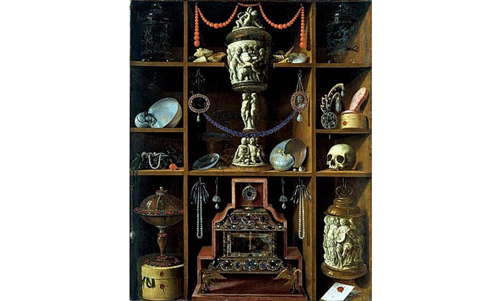 Из контекста: Музей как «лавка чудес» и «белый куб»